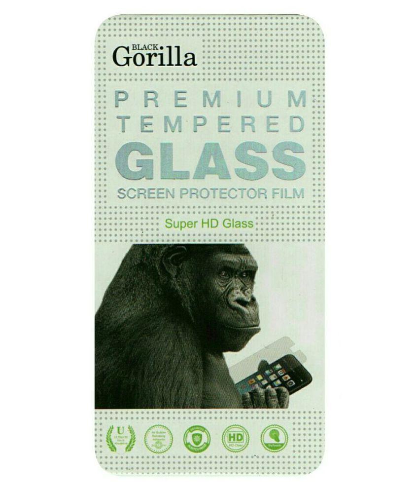 Samsung Galaxy C7 Tempered Glass Screen Guard By Black Gorilla