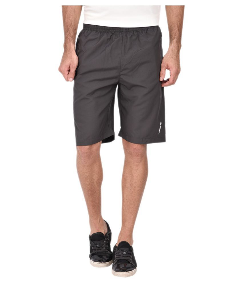 Head Hps -1066 Short - Dark Gray
