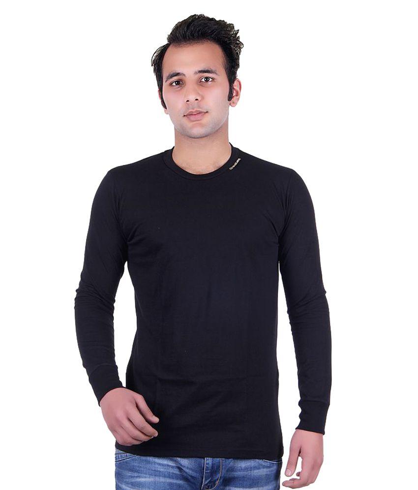 Grand Derby Black Round T-Shirt