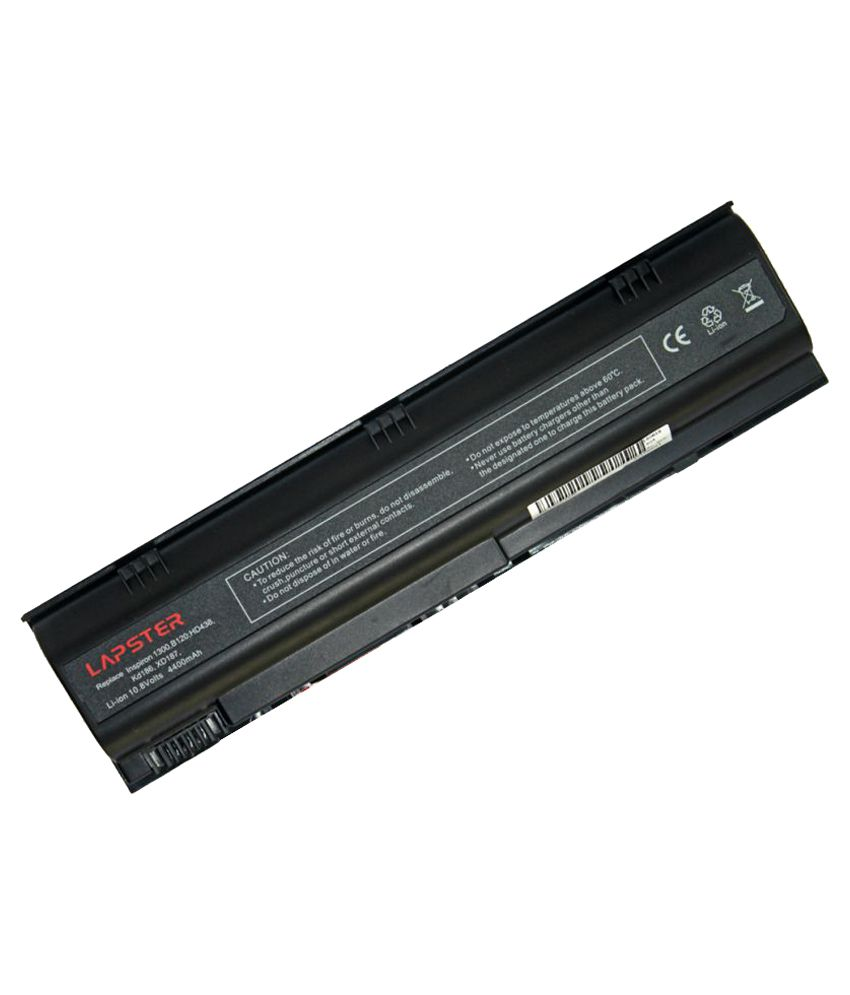 Lapster Laptop battery Compatible For Dell 1300, B120, B130
