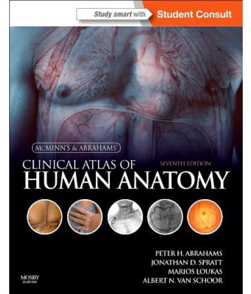 Mcminn And Abrahams Clinical Atlas Of Human Anatomy Buy Mcminn And