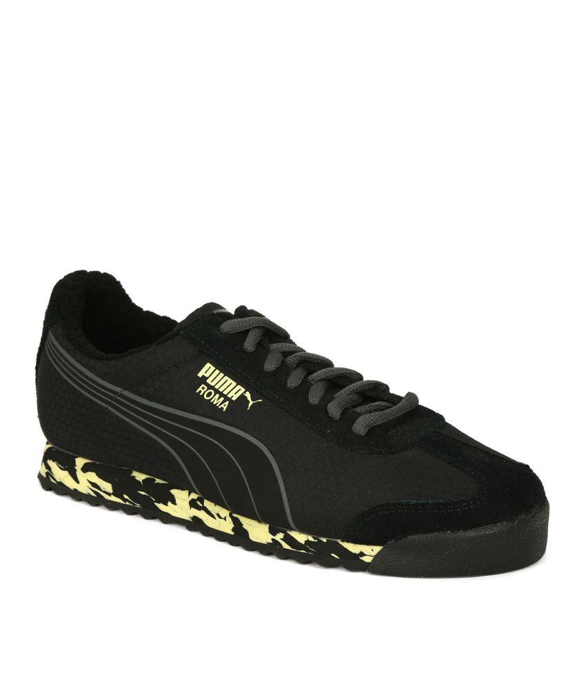 puma black casual shoes buy puma black casual shoes