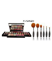 Mac Cosmatics All In One Makeup Kit 180 Gm