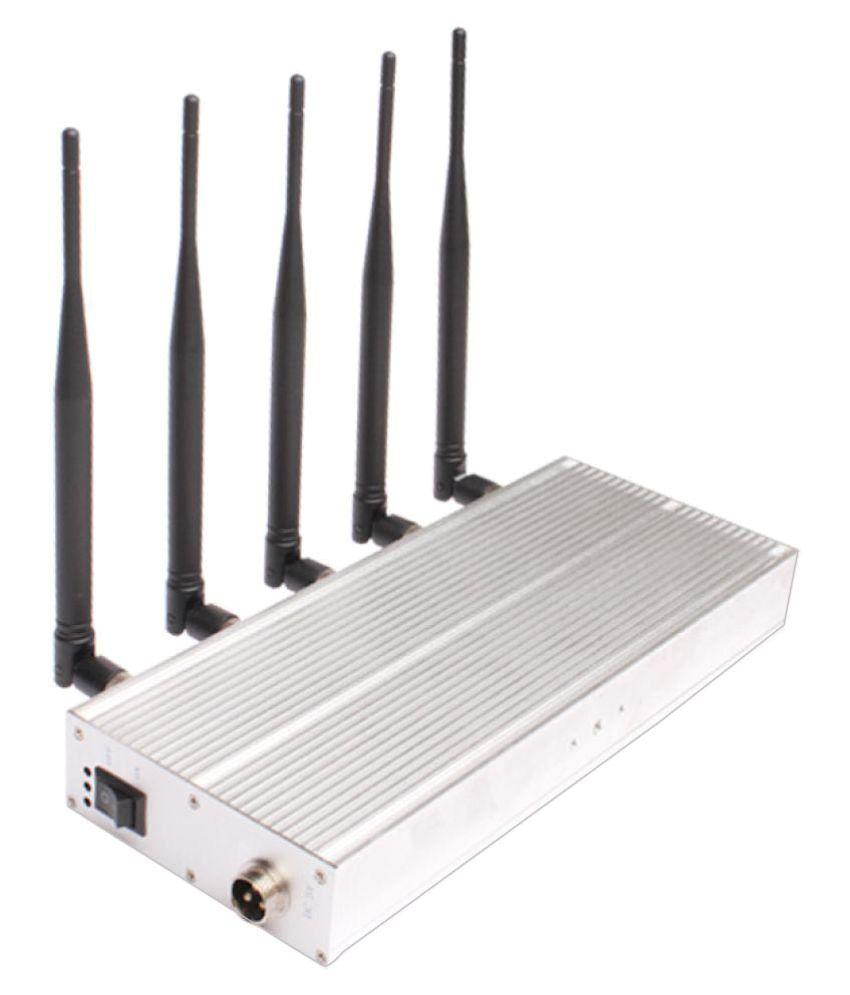 Lintratek ST-G55 Mobile Signal Jammer 3200 3G White
