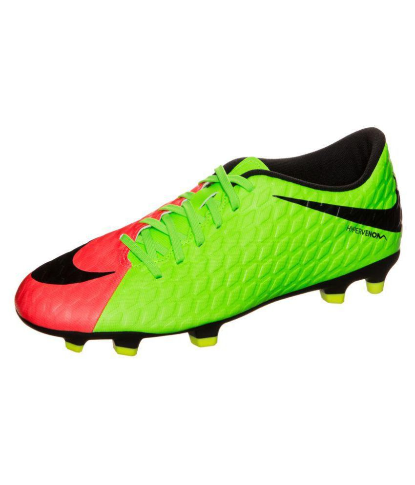 wholesale dealer c5e29 51296 Nike Hypervenom Phade III FG Multi Color Football Shoes - Buy Nike  Hypervenom Phade III FG Multi Color Football Shoes Online at Best Prices in  India on ...
