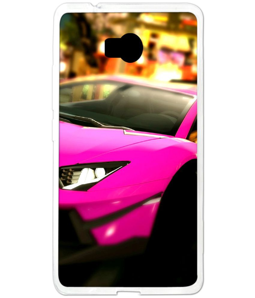 Micromax Canvas Juice 4 Q382 Printed Cover By Instyler