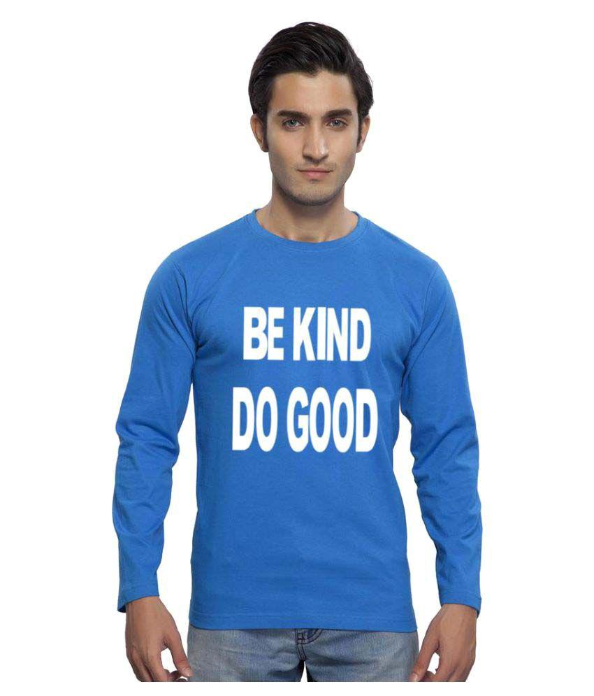 Clifton Blue Round T-Shirt