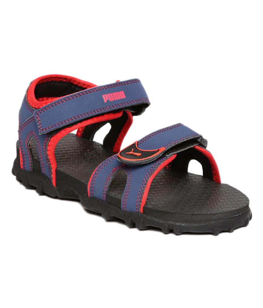 Puma Sports Floater Sandals for Kids Price in India- Buy Puma Sports  Floater Sandals for Kids Online at Snapdeal 4019d1f9701b