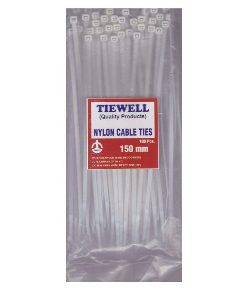 Tiewell Cable Tie Snapdeal Rs. 155.00