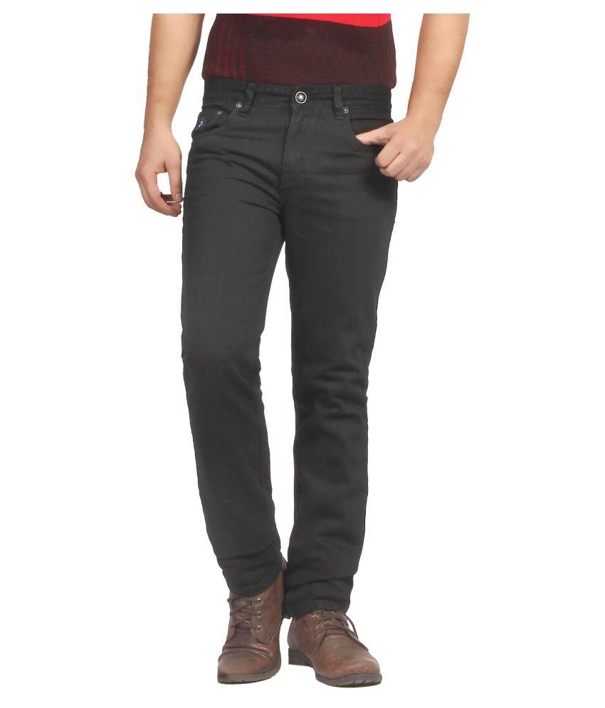 FN Jeans Black Slim Jeans