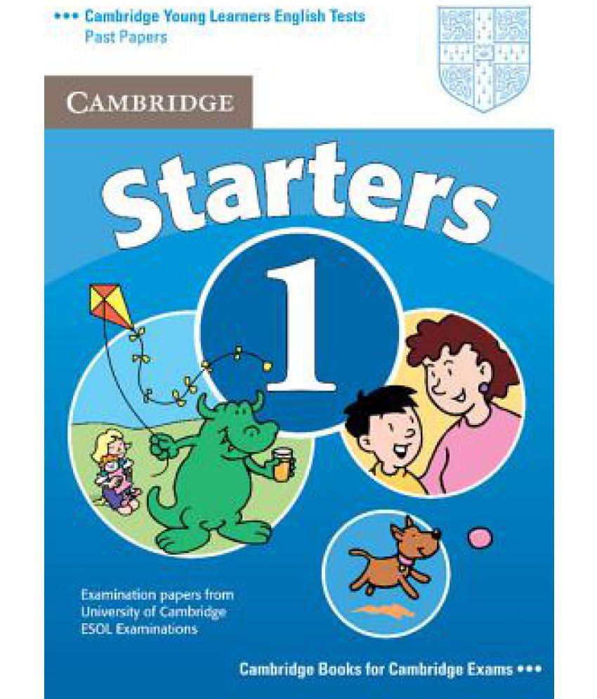 Cambridge Starters 1  Buy Cambridge Starters 1 Online At