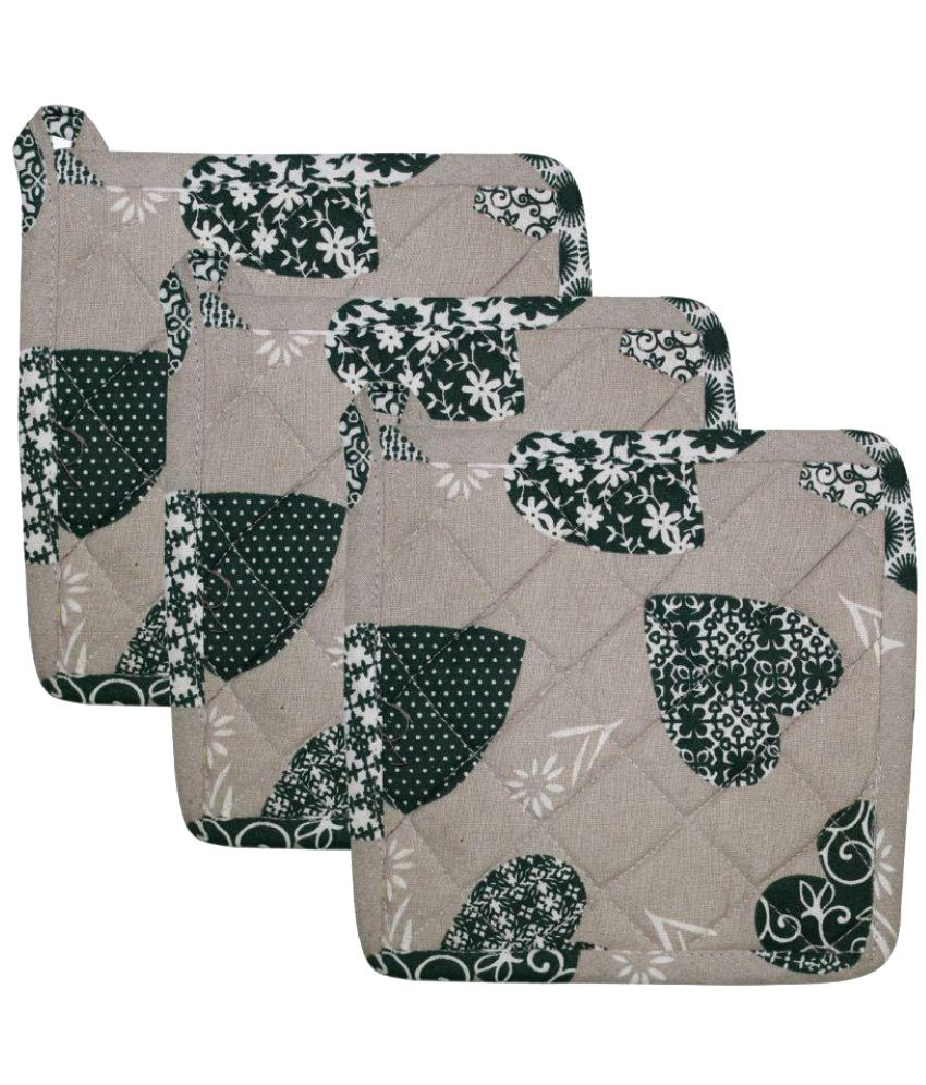 Airwill Multi Pot Holders Set of 3