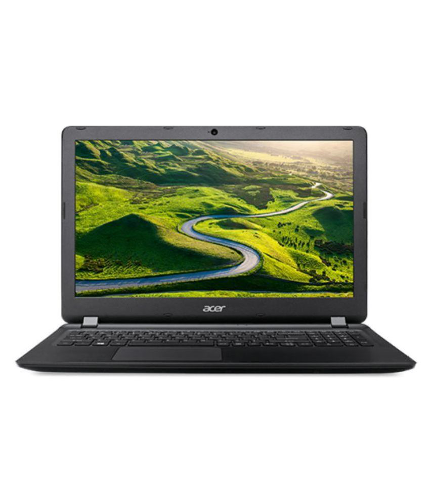 Acer E Series ES1-523-20DG Notebook (AMD APU E1- 4GB RAM- 1TB HDD- 39.62cm(15.6) Linux) (Black) Snapdeal Rs. 18899.00