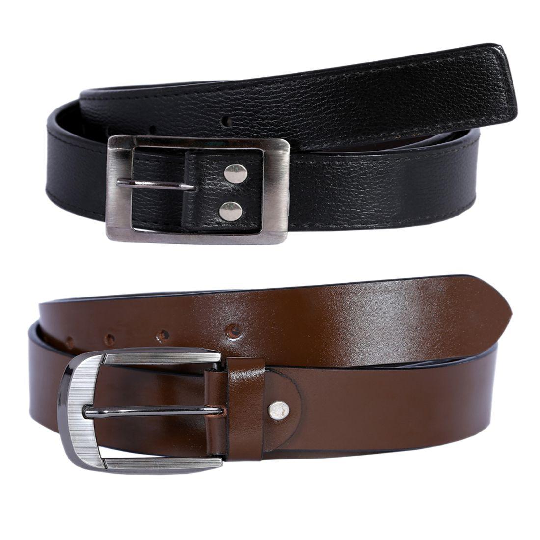 Kritika's World Multi Leather Casual Belts