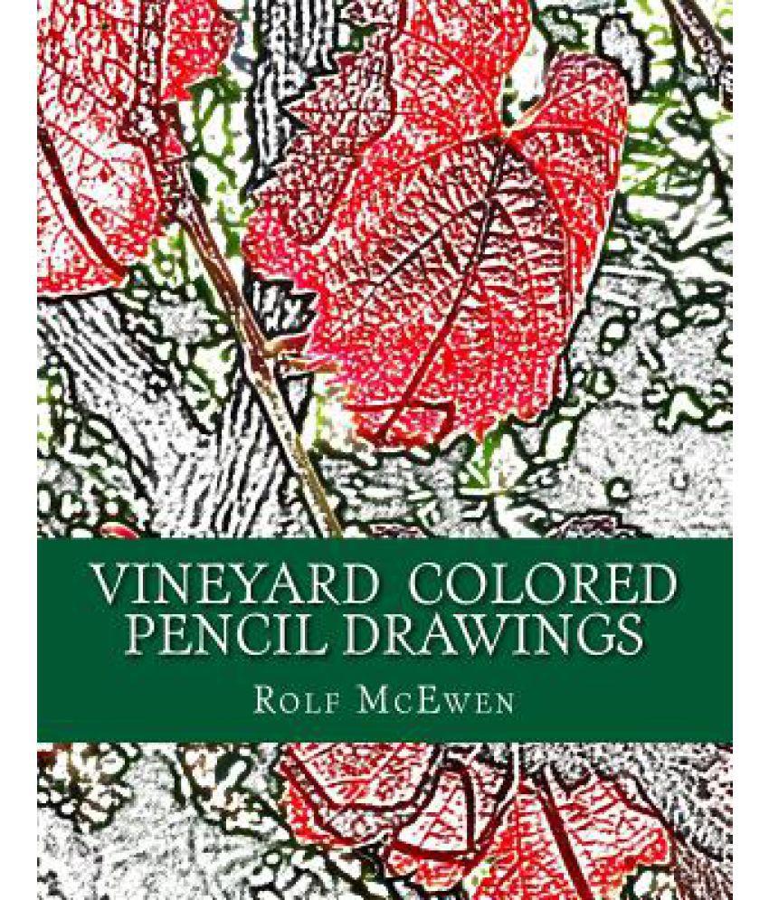 Vineyard colored pencil drawings buy vineyard colored pencil drawings online at low price in india on snapdeal