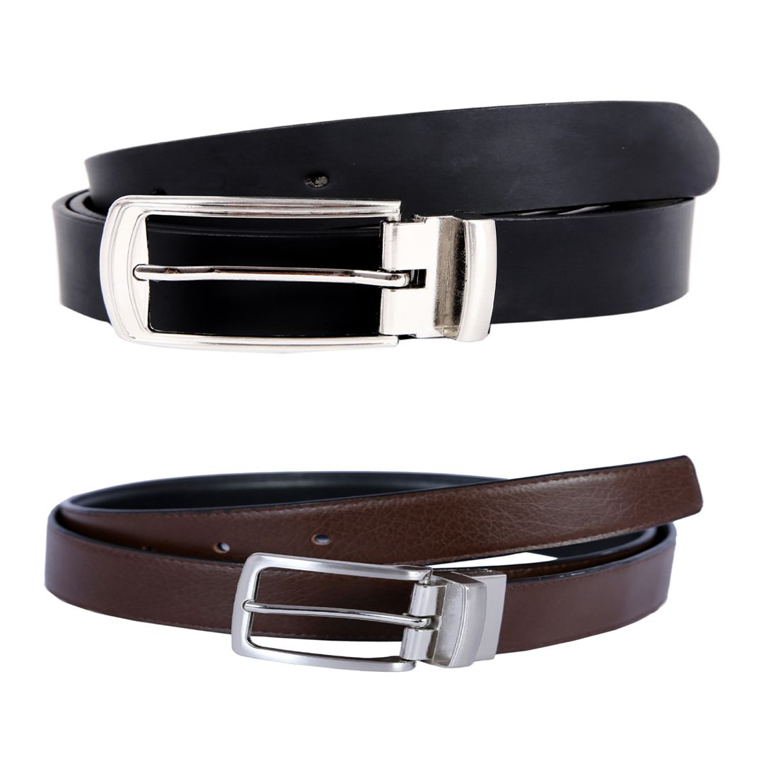 Kritika's World Multi Leather Formal Belts