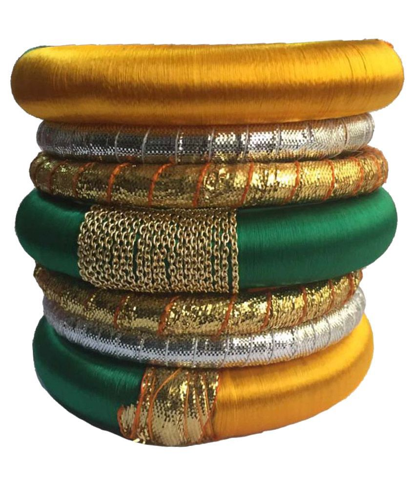 Kuhuk Multicolor Bangles