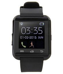 Mobilefit A109 Smart Watches Black