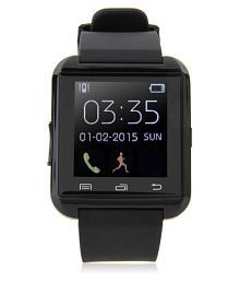 Mobilefit Aqua R3 Smart Watches Black
