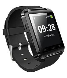 Mobilefit  P31 Smart Watches Black
