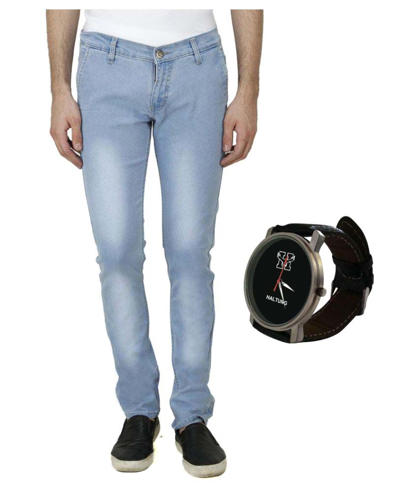 Haltung Blue Relaxed Jeans