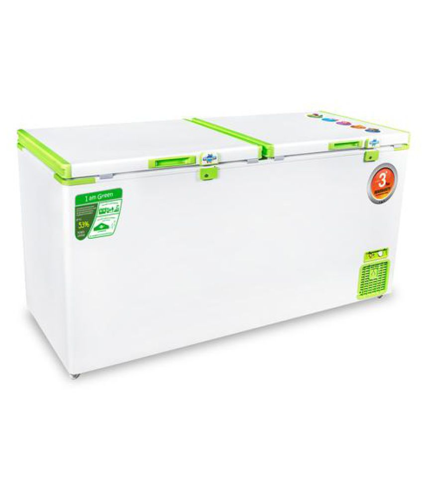 rockwell 550 ltr gfr550 deep freezer refrigerator white price in rh snapdeal com