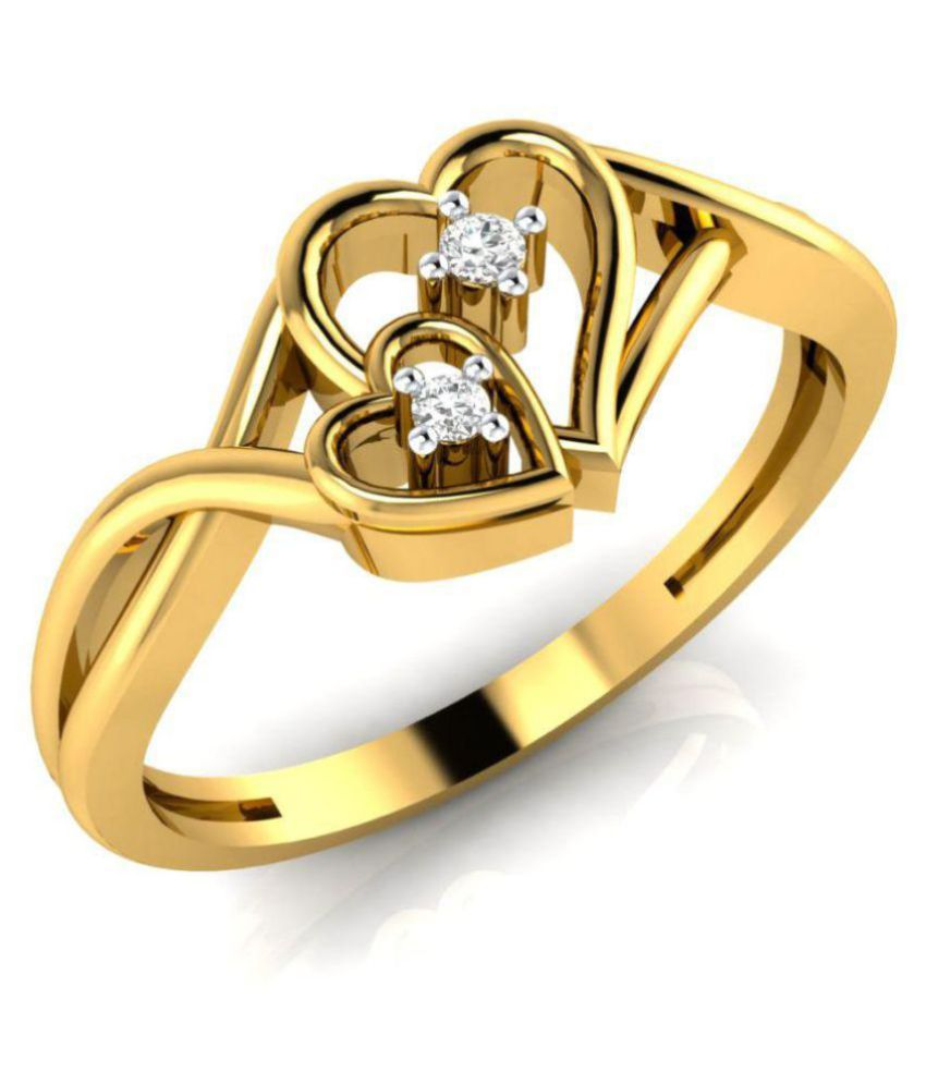 Nikita Jewellers 18k Yellow Gold Ring
