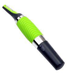 Futaba LED Unisex Beard Nose Trimmer ( Green )