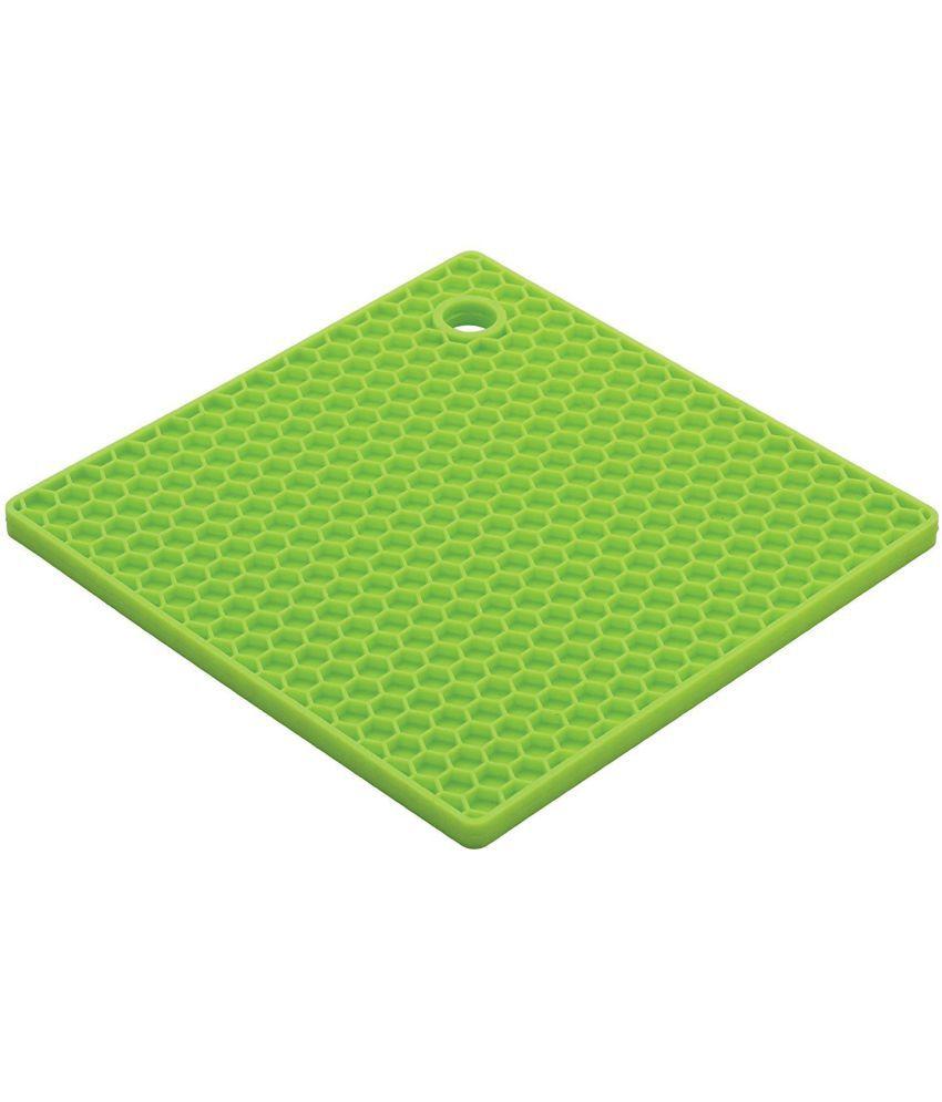 Karp Square Shape Silica Gel Anti Hot Heat Resistant Pot Holder