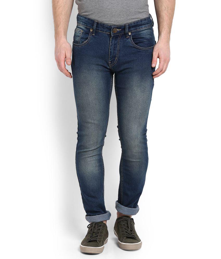 People Blue Slim Jeans