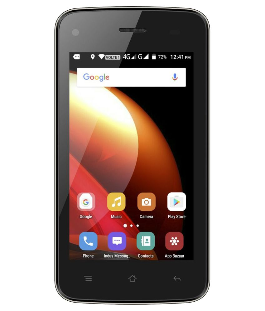 Swipe Konnect Star 16gb Grey Snapdeal Rs. 2999.00