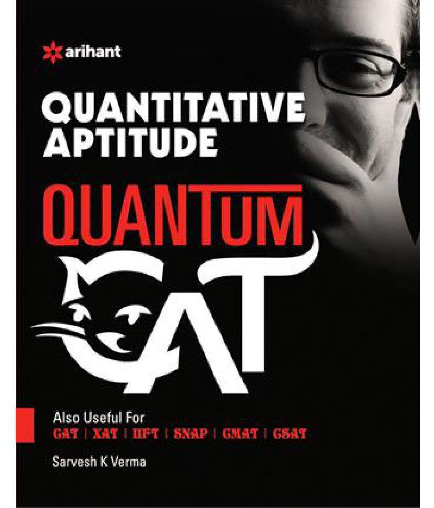 Quantitative Aptitude Quantum CAT Common Admission Tests For Admission into IIMs price comparison at Flipkart, Amazon, Crossword, Uread, Bookadda, Landmark, Homeshop18