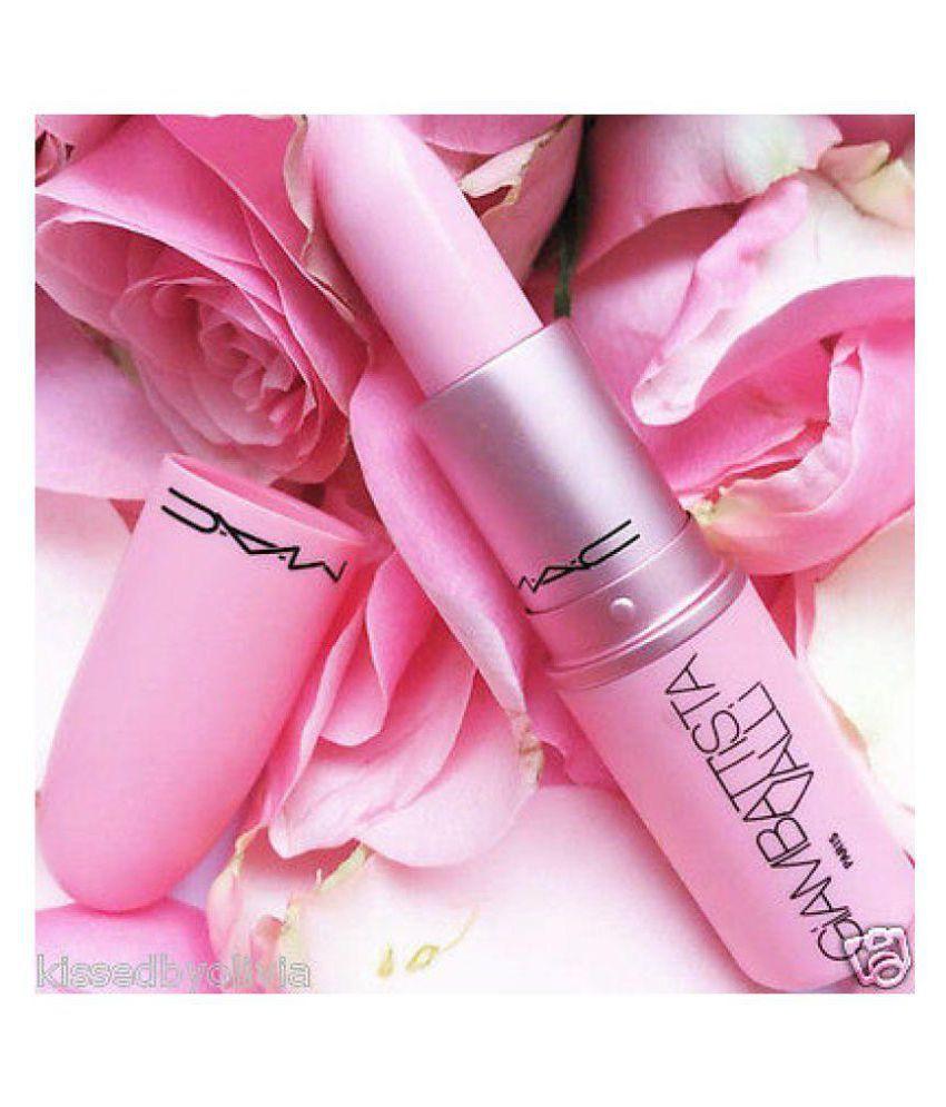Mac Lipstick Baby Pink Real Doll 3 Gm Buy Mac Lipstick