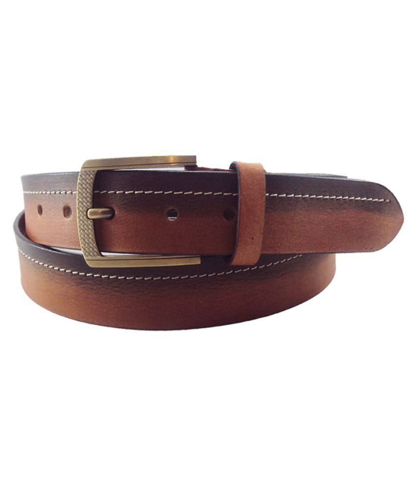 National Leathers Multi Leather Casual Belts