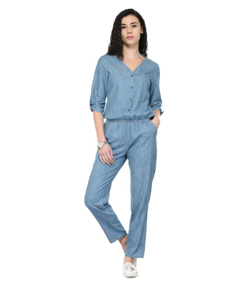 585e567a24c4 Tunic Nation Denim Jumpsuits - Buy Tunic Nation Denim Jumpsuits Online at  Best Prices in India on Snapdeal