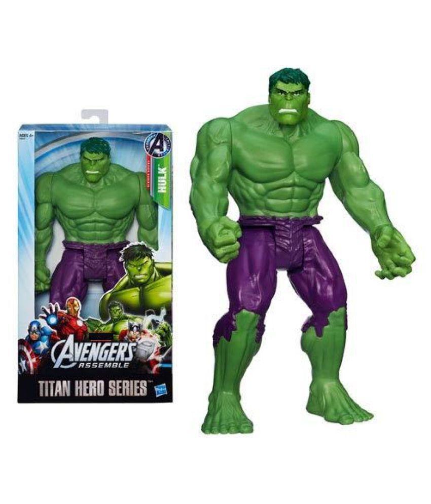 Exixa Green Hulk Action Figure - Buy Exixa Green Hulk Action Figure