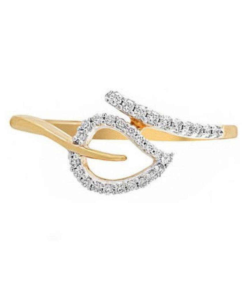 New Kataria Jewellers 18k Gold Ring