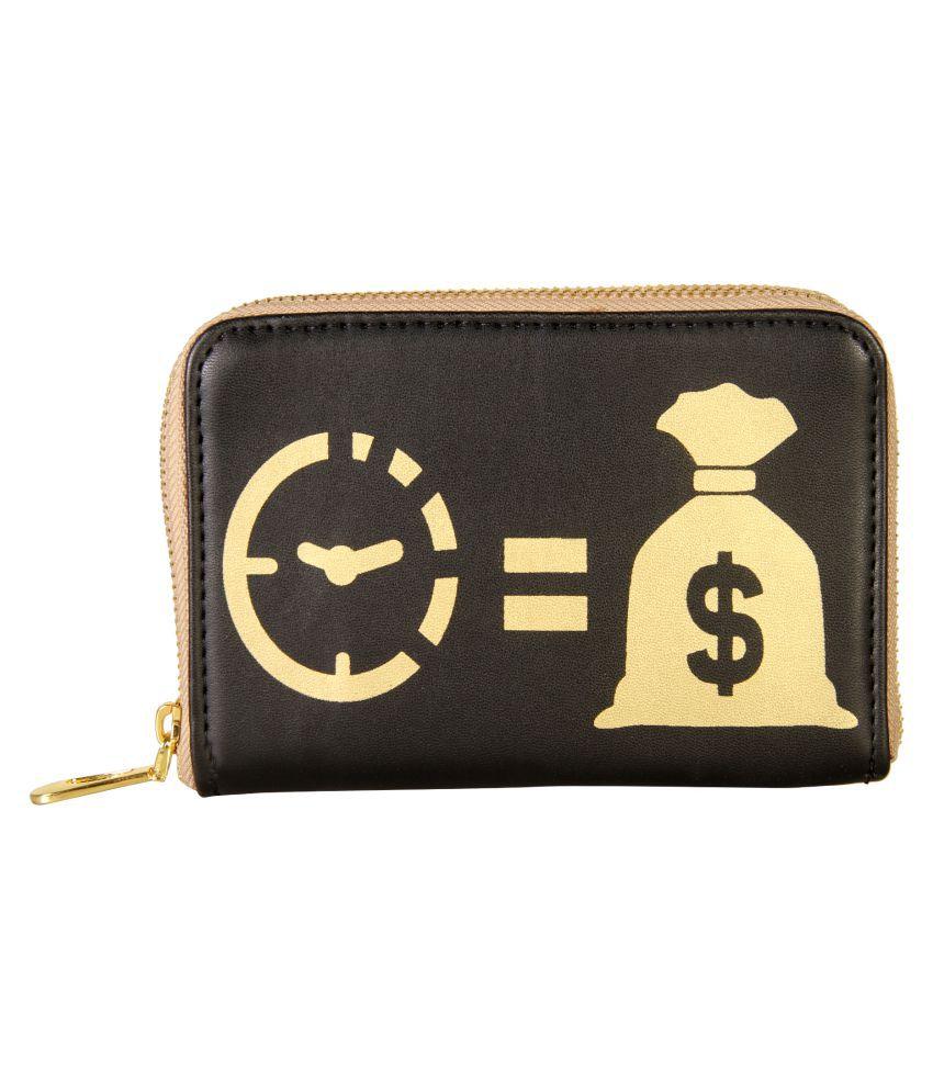 Horra Black Wallet