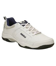 Admiral Men's Court White Tennis Shoes