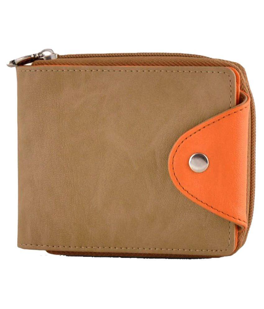 Aania Haute Tan Wallet
