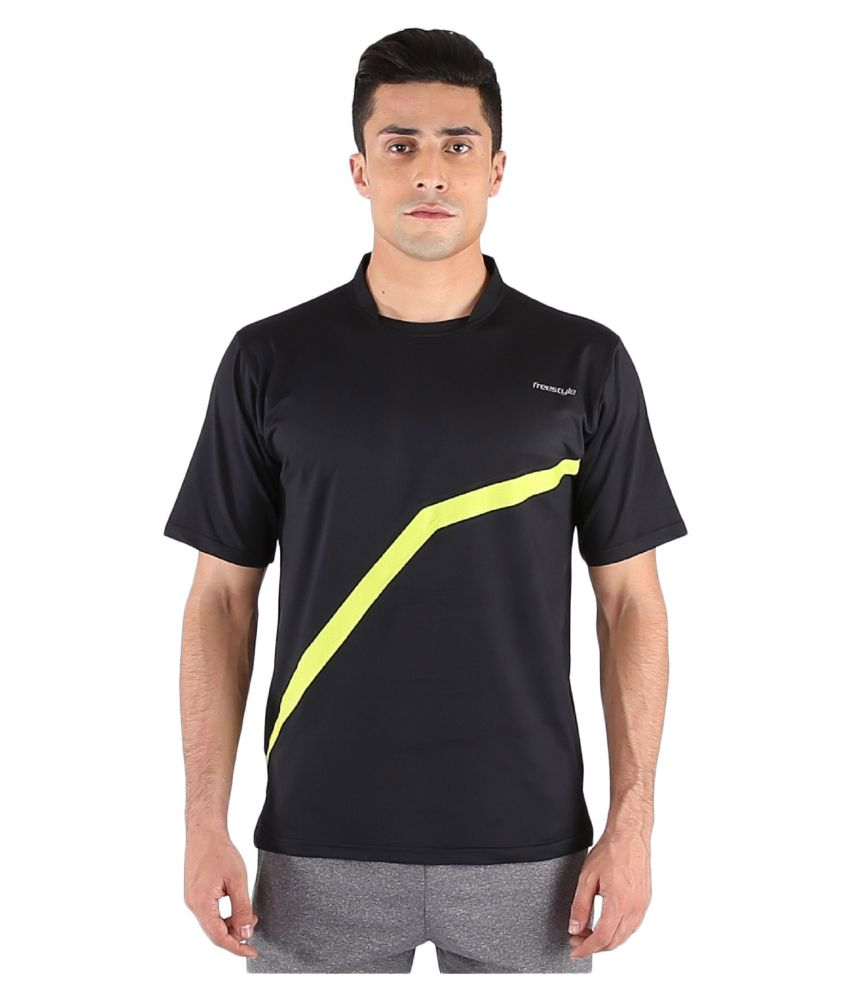 Champ Branded Freestyle Men Multisport Wear Fitness T-shirt