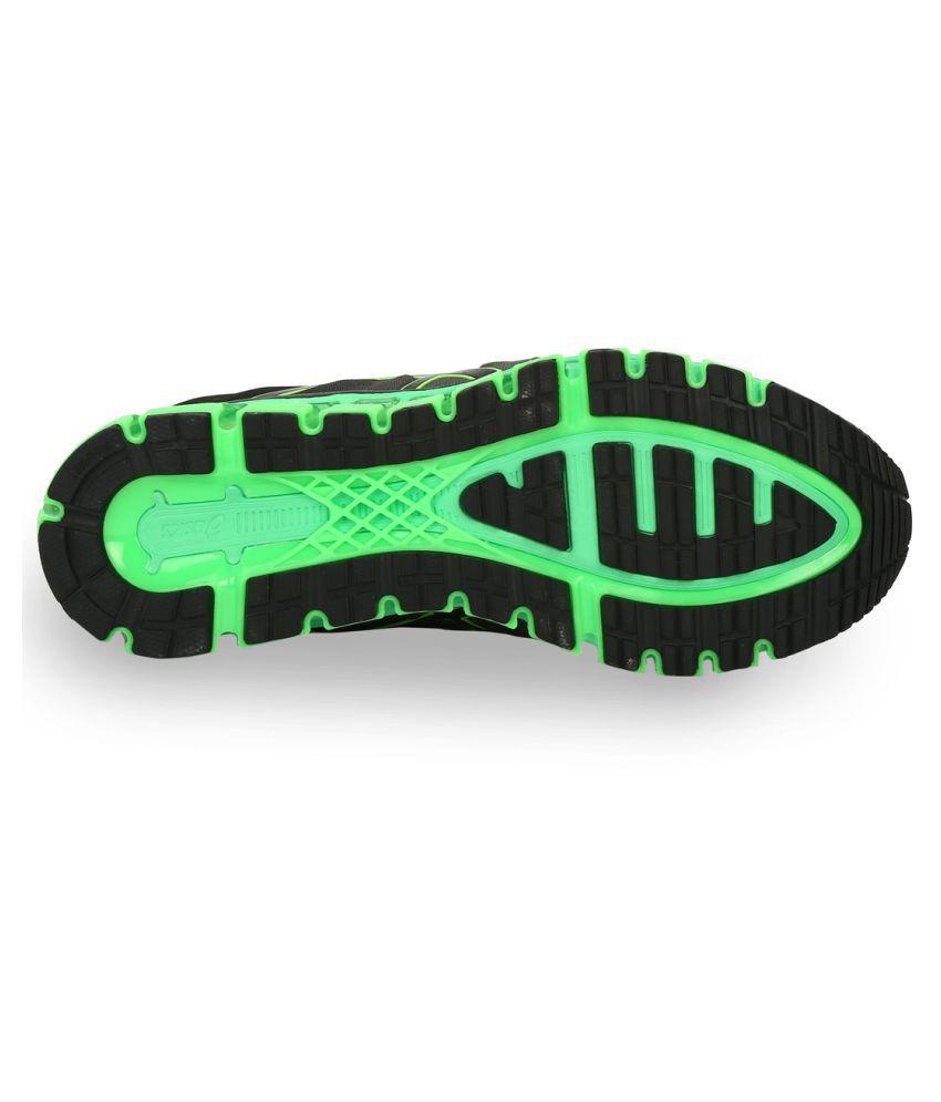 separation shoes 3c921 9f3ad Asics GEL-QUANTUM 180 2 Black Running Shoes