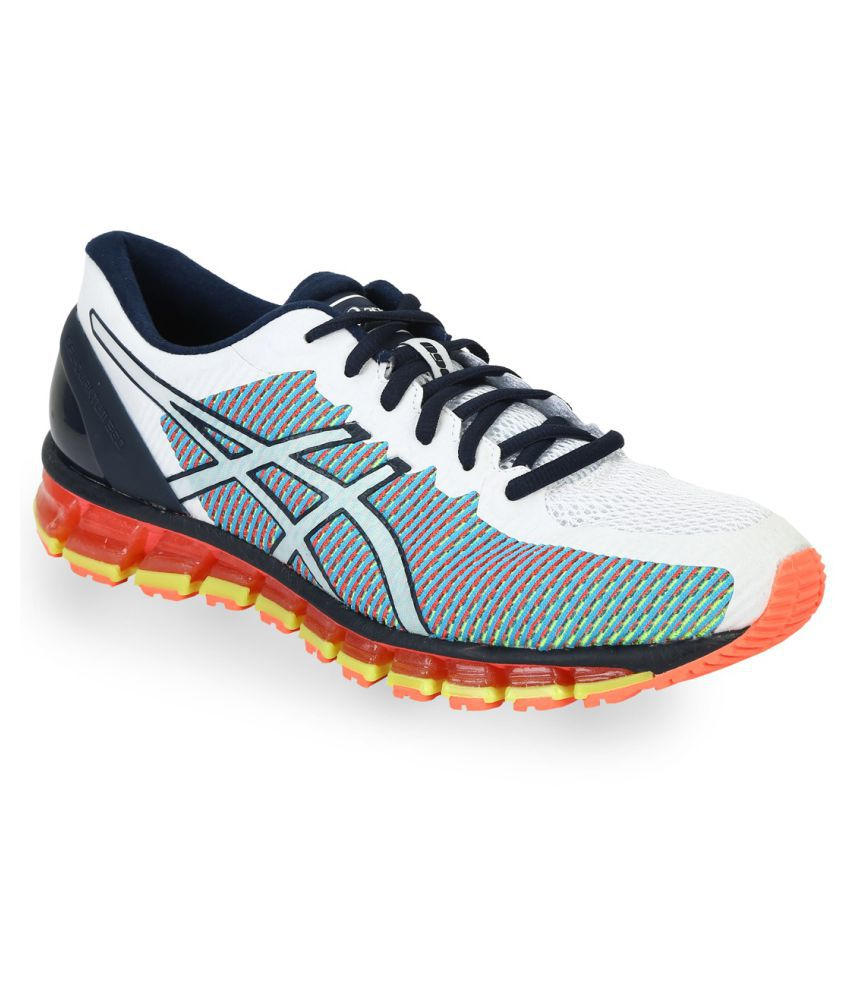 on sale ae7c0 53b80 Asics GEL-QUANTUM 360 2 Multi Color Running Shoes