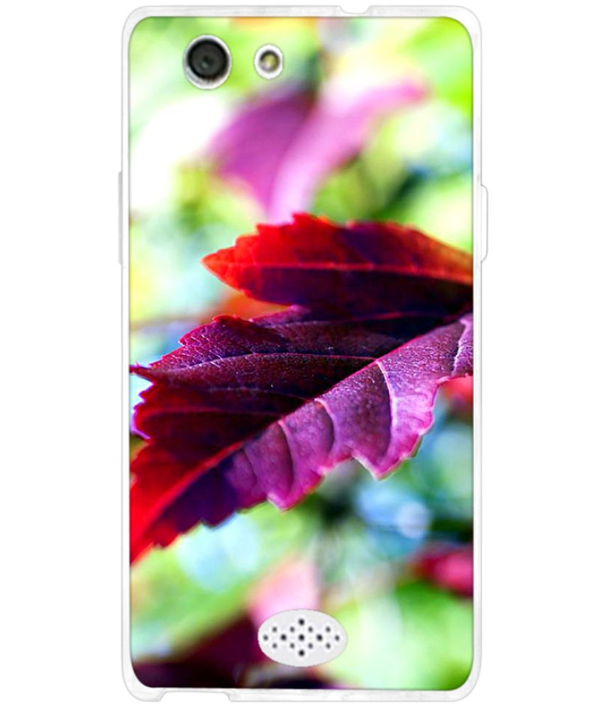 Oppo Neo 5 Printed Cover By Instyler