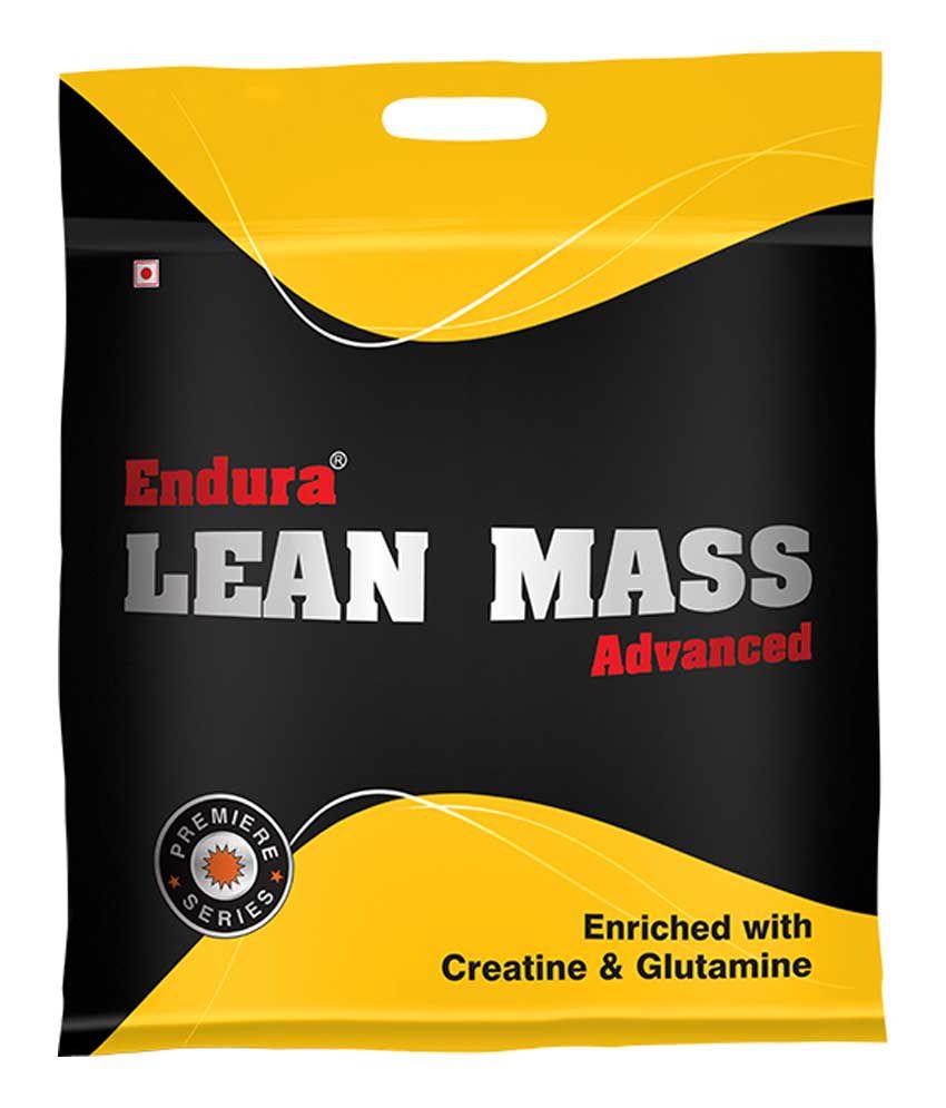 Endura Advance Lean Mass - 3 Kg