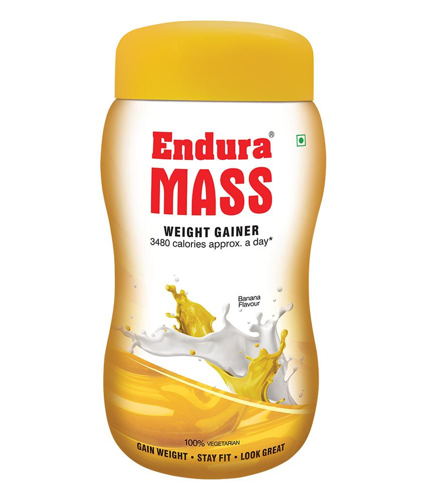 Endura Mass 500g Banana