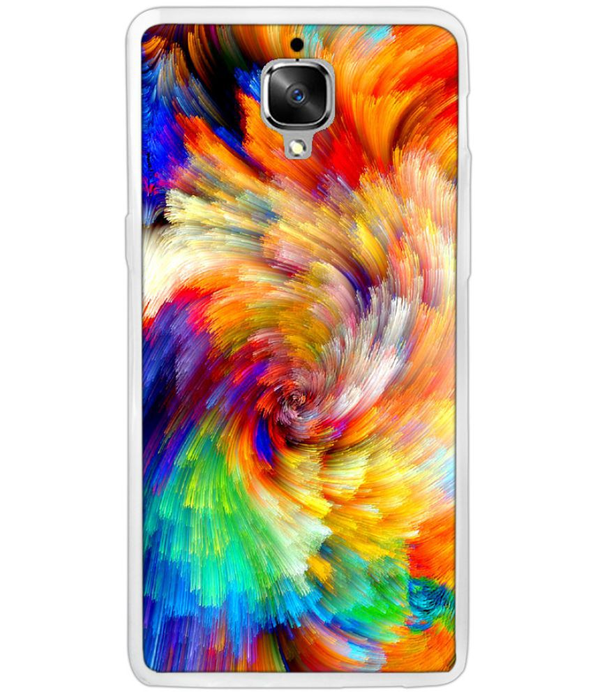 OnePlus 3 Printed Cover By instyler