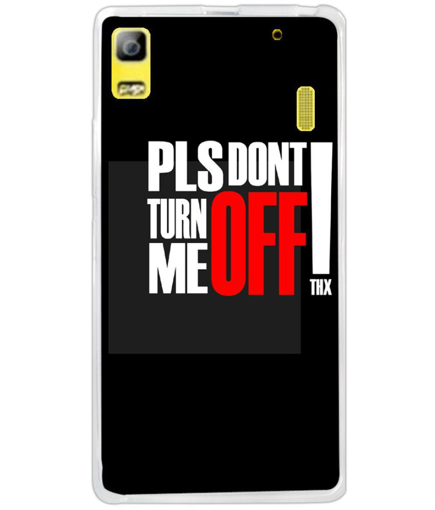 Lenovo K3 Note Printed Cover By instyler