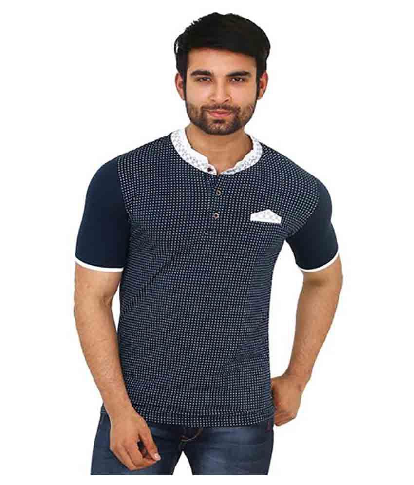Black Unicorn Black Cotton T-Shirt