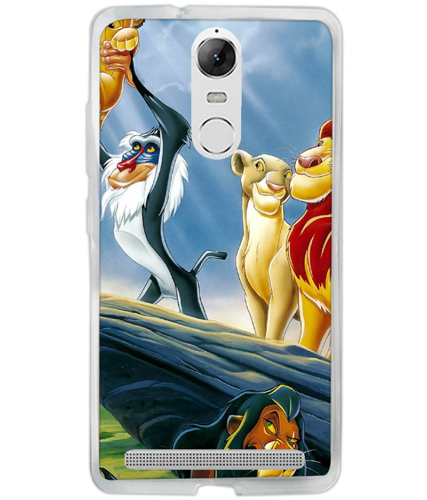 Lenovo K5 Note Printed Cover By instyler